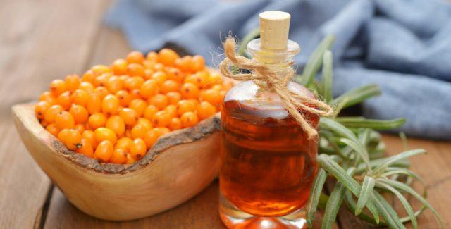 облепиховое масло для кожи