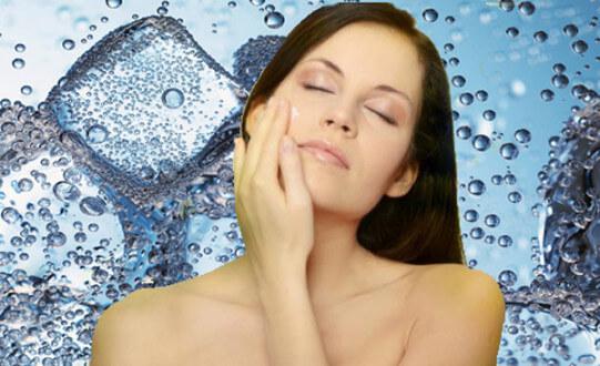 почему полезно умываться минеральной водой