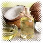 ванны с кокосовым маслом