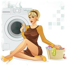 советы по домоводству - стирка, уборка, выбор бытовой техники