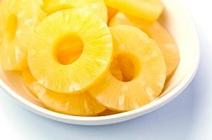 ананасовые кольца для пирога
