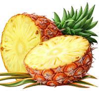 выпечка с ананасом