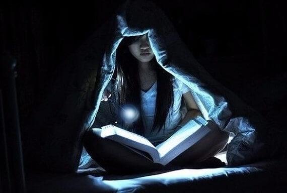 увлеченное чтение мистики