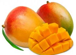 клубничное варенье с манго