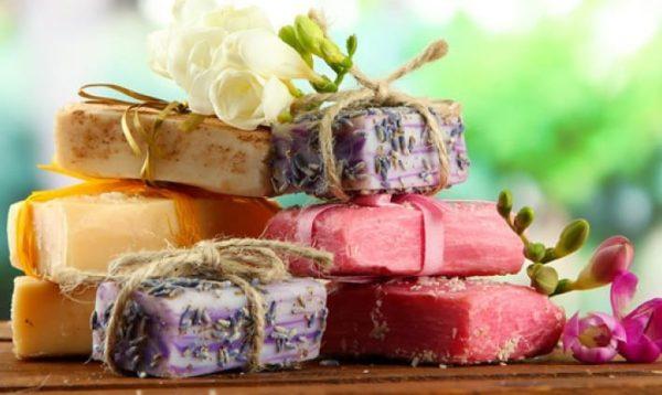 домашнее изготовление мыла