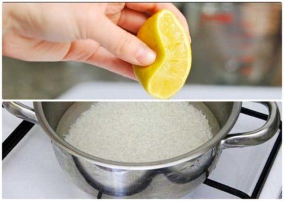 как сделать рис рассыпчатым