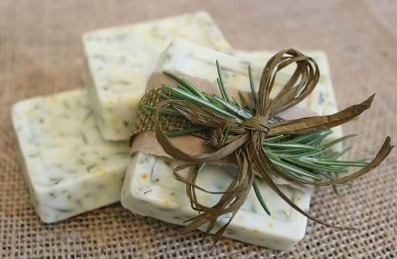 как готовится натуральное мыло