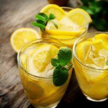 Домашний лимонад – 5 рецептов