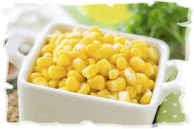 суп со сладкой кукурузой