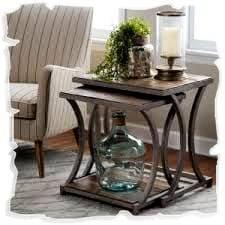стильный столик из дерева