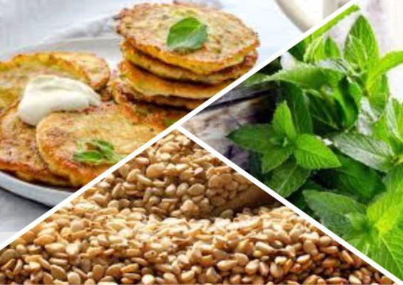 необычные рецепты кабачковых оладий