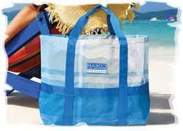 пляжная сумка-холодильник
