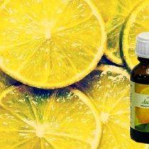бытовое применение масла лимона