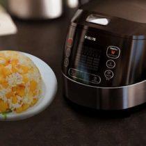 рис с ананасом из мультиварки