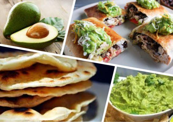 приготовление мексиканской чимичанги