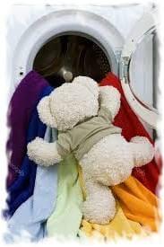 Как правильно стирать мягкие игрушки