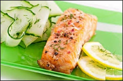 рецепты запекания лосося