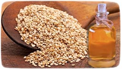 кунжутное масло при куперозе