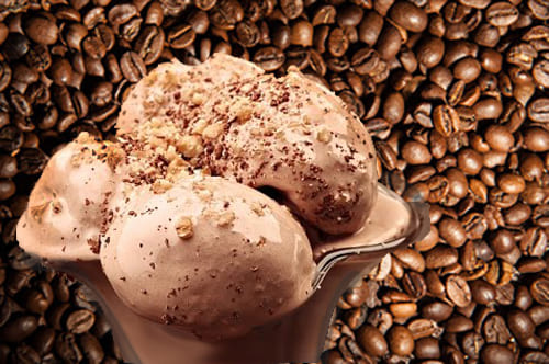 как сделать мягкое кофейное мороженое