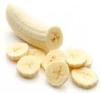 успокаивающая маска для лица с бананом