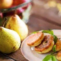 сырники с грушей в пароварке