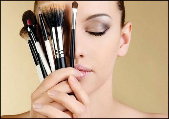 как наносить минеральную косметику