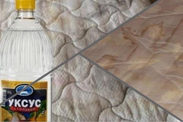 чистка матраса в домашних условиях