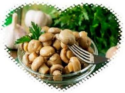 маринованные грибы по-домашнему