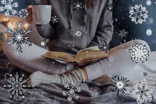 новогодние книги, новогоднее чтение, книги про новый год