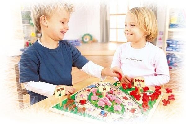 развивающие игры в подарок на Новый год