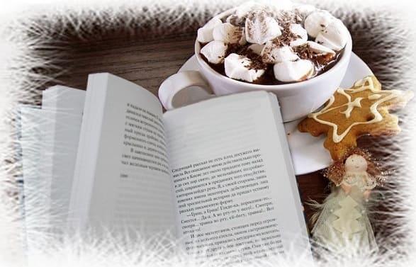 что почитать зимой, зимнее чтение, зимние книги