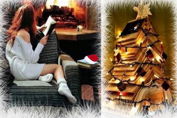 уютные книги про новый год и рождесиво