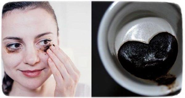 кофейные маски под глаза от темных кругов