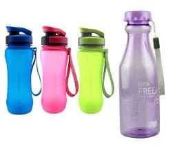 практичный подарок - бутылка для фитнеса
