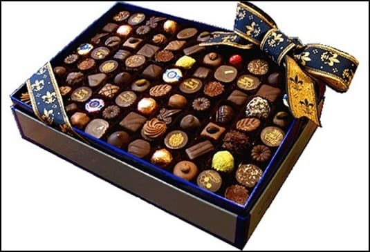 закон о дарении конфет