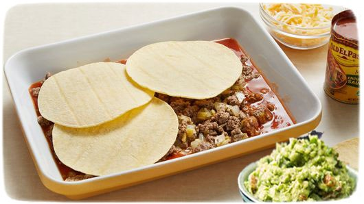 приготовление мексиканских фахитос