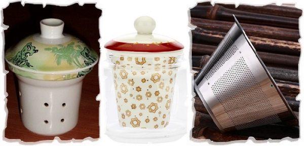 фильтры для заварочных чайников