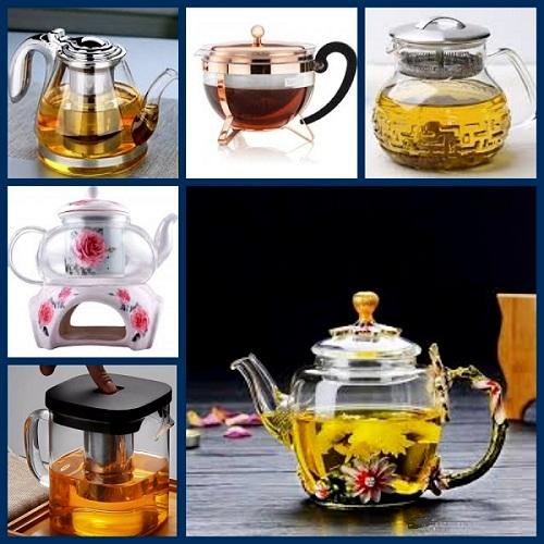 выбор заварочного чайника