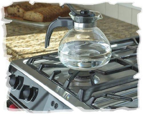 заварочный чайник для плиты