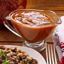 гречка в мультиварке с томатным соусом