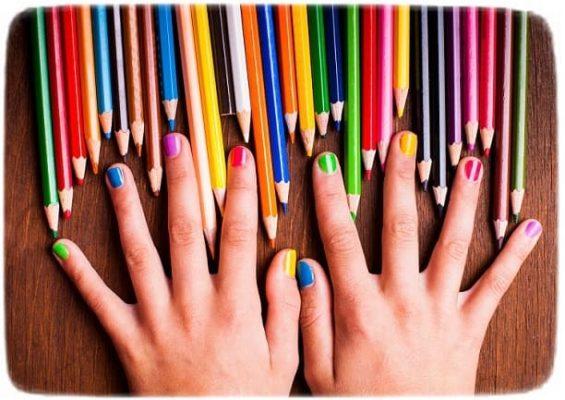 цветные карандаши для раскрасок-антистресс