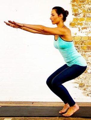 фитнес для полных ног