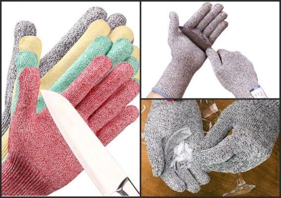 защитные перчатки, полезные покупки Алиэкспресс