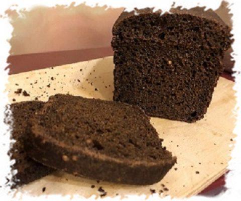черный хлеб для масок