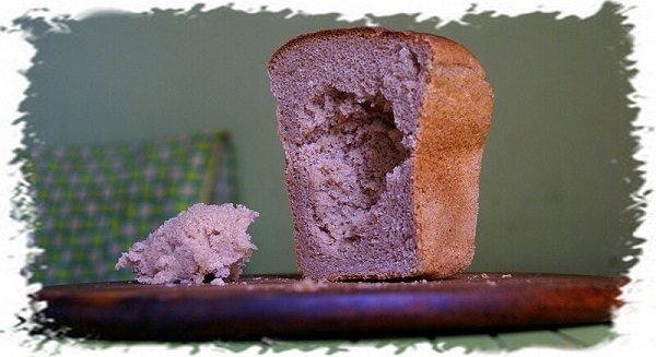 польза хлеба для волос