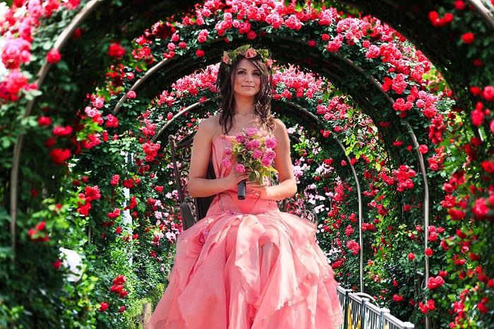 фестиваль роз, цветочный фестиваль