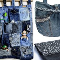 вторая жизнь джинсов