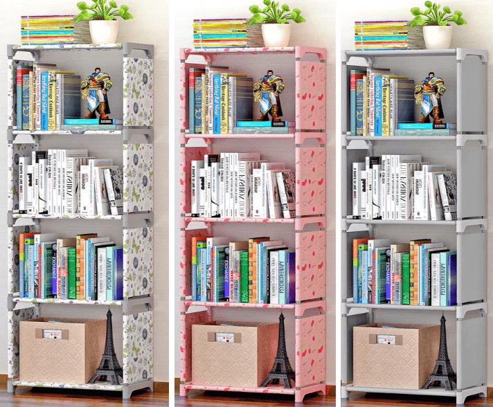 сборные шкафы для книг