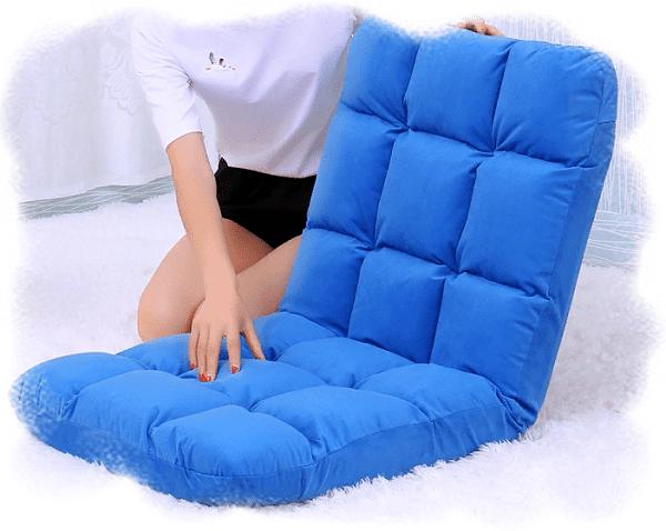 мягкий лежак для отдыха