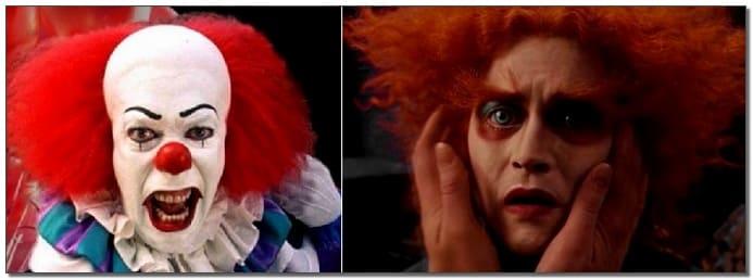 боязнь клоунов, коулрофобия